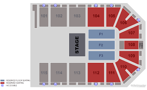Hartman Arena Park City Billets Calendrier Plan De
