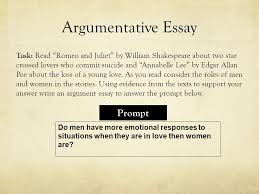date aim what are the components of a strong  argumentative essay task romeo and juliet by william shakespeare about two star crossed lovers