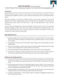Assistant Estimator Cover Letter Electrical Estimator Resumes Resume