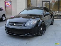 Black 2007 Chevrolet Cobalt SS Supercharged Coupe Exterior Photo ...