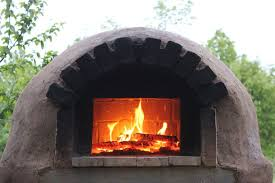 it is easy and fun to build your own outdoor pizza oven the backyard bread