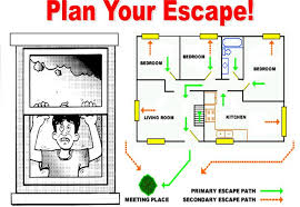 Exceptional Home Fire Escape Plan   Island Fire Department    Exceptional Home Fire Escape Plan   Island Fire Department   Providing Emergency Medical Services Fire