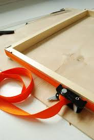 how to build a custom diy floating frame for artwork