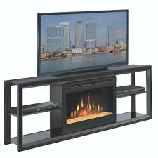 dimplex electric fireplace tv stand home depot corner combo