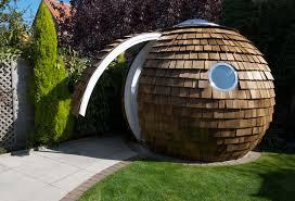 prefab garden office. Architecture Of The Pod Garden Office By Archipod Prefab