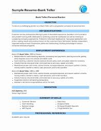 Investment Banking Resume Template Best Banker Resume Template