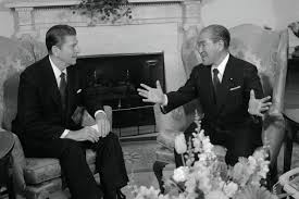 filethe reagan library oval office. photo president reagan and prime minister zenko suzuki of japan begin talks in the oval office cover a broad range bilateral global topics may 7 filethe library