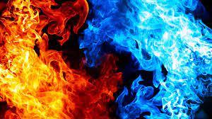 Blue Fire Wallpapers HD - Wallpaper Cave