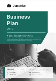 How To Design A Cover Page For A Business Plan