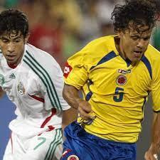 Mexico vs Colombia (Page 1) - Line.17QQ.com