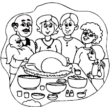 Small Picture Thanksgiving Coloring Pages Precious Moments At Family Holidays