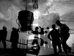 The Dignity Of Work, The Photographs Of Bodine | WYPR