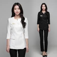 Usd 47 43 Beautician Uniforms Autumn And Winter New Korean Version