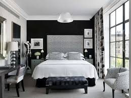 Small Black And White Bedroom Attractive Small Bedroom Decorating Ideas For College Student
