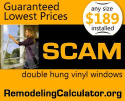Window Brand Comparison Chart 2019 Window Prices How Much New Vinyl Windows Really Cost