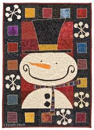 Kim Schaefer's Calendar Quilts | Snow flakes, Snow and Snowman & Kim Schaefer's Calendar Quilts Adamdwight.com