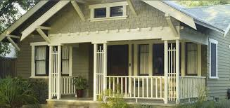 Homey and Comfortable Craftsman House Colors. Exterior Craftsman Paint  Scheme