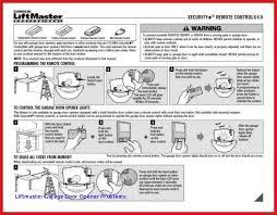 liftmaster garage door openers troubleshooting liftmasterchamberlain concept of