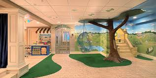 cool basement ideas for kids. Fine Cool View In Gallery Creative Idea For A Kidsu0027 Playroom The Basement For Cool Basement Ideas Kids H