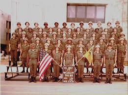 United States Army Military Police School Army Schools Training Classes 1979 Fort Mcclellan B 11 1st