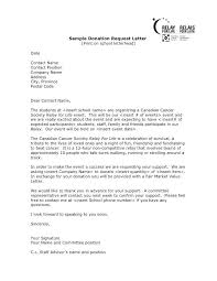 Sample Letter Asking For Donations For School Acepeople Co