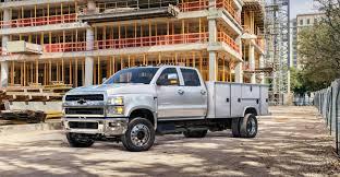 Chevrolet Silverado Medium Duty 4500hd And 5500hd 2019