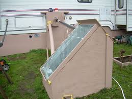 image of solar outdoor shower with japan ideas