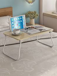 1 pc folding desk multi functional portable laptop desk small type furniture at jolly chic