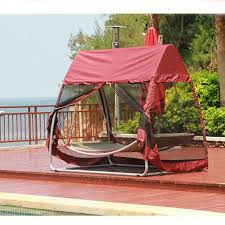 hammock hanging basket swing chair lying bed outdoor balcony garden garden furniture double rocking chair in beach chairs from furniture on