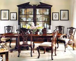 Henredon Furniture Dining Chairs Icmt Set Beautiful Henredon Dining Table