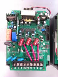 huanyang vfd controller plugin the new board has two individual current sensors on the ouput rather than a single sensor on the dc bus there is no longer any provision for the braking