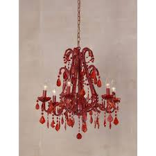 ceiling lights red crystal chandelier black chandelier light vintage chandelier lighting red chandelier mission style
