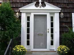 front doors with storm door. New Entry Door Installation, Westchester NY, Contractors Front Doors With Storm