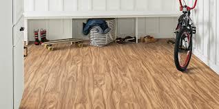 luxury vinyl flooring installation