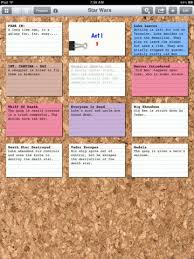 Make Index Cards Index Card 4 99 Index Card Is A Corkboard Writing App