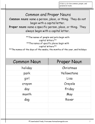 Noun Worksheets For Grade 1 Concrete Abstract Nouns Worksheet ...