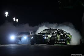 ford racing wallpaper. Perfect Ford Ford Mustang Lights Drift Smoke Night Race Racing Muscle Wallpaper To Racing Wallpaper E