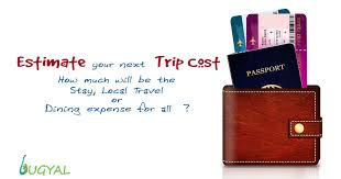 Trip Charge Calculator Your Complete Travel Cost Estimate Using Trip Calculator Bugyal Com