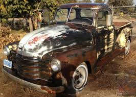 chevy 3100 5 window cab. This pickup has been in my family since 1950
