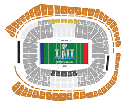 Super Bowl Seating Chart 2018 Your 2018 Super Bowl Ticket Package Breakdown