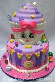 Shopkins Birthday Cake Cakecentralcom