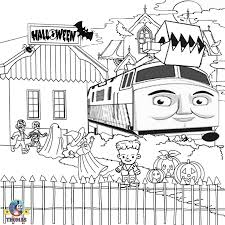 Simple Train Engine Coloring Pages Beautiful Thomas The Train