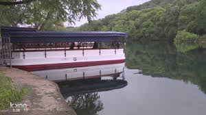 restoring the glass bottom boats on spring lake on the san marcos river