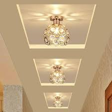 2021 creative hallway ceiling lamp home