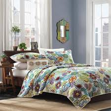 89 best Twin XL Coverlet Quilts and Duvet Cover Sets for College ... & Mizone Tamil Twin XL Coverlet Set Adamdwight.com