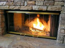fancy fireplace glass door replacement in napoleon fireplace replacement glass decorati majestic doors