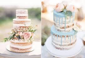 Bunga Segar Sebagai Dressing Percantik Kue Pengantin Weddingkucom