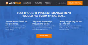 Workfront Reviews Overview Pricing And Features