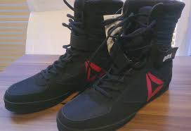reebok boxing boots. the latter would prefer a more lighter and flexible base to provide unrestricted movement these don\u0027t do that. reebok boxing boots