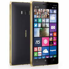 NOKIA LUMIA 930 32GB Black-Gold ...